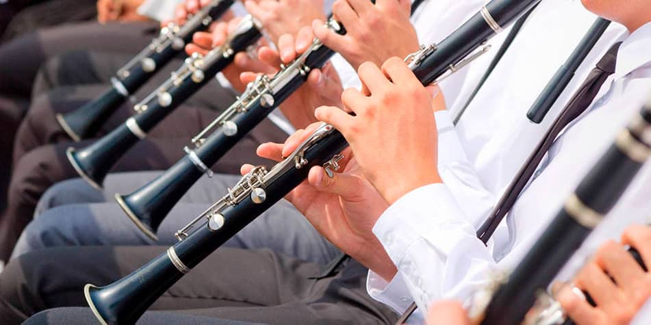 learn clarinet online, clarinet lessons in uk