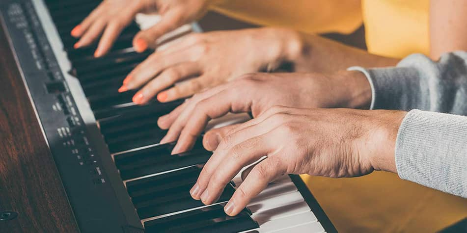 online lessen in piano