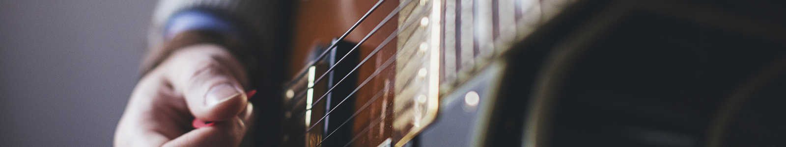 Lær at spille guitar og bas